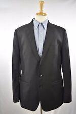 Authentic DOLCE & GABBANA RUNWAY Sport Coat Blazer Black Size 42 44R $800.00