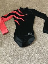 Girls Milano Leotard long sleeved Size 30 Age 9-10 Years