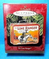 The Lone Ranger Lunch Box Hallmark Keepsake Ornament Pressed Tin 1997 #7