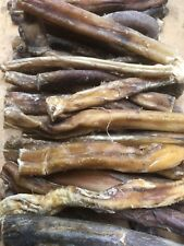 1kg 12cm and Offcuts of Bulls Pizzle Dog Chew Bully Treat Sticks Assorted Sizes