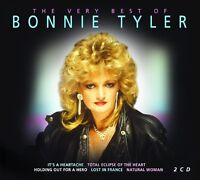BONNIE TYLER - VERY BEST OF 2 CD NEW!