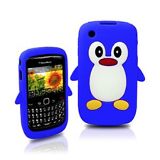 Penguin Silicone Case for the Curve 8520 - Buy 2 & Get 1 Free