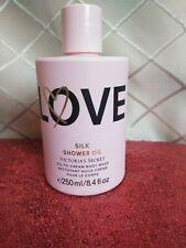 Victoria Secret Love Silk Shower Oil