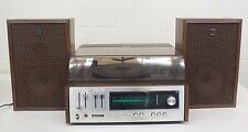 Vintage Sony HP-161 AM/FM Stereo Record Player Audio System TURNTABLE BROKEN