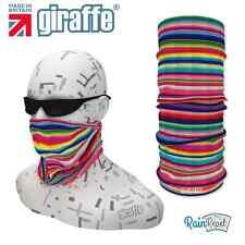 G347 3D Colour Strips ski Headgear Neckwarmer multifunctional Bandana Headband