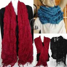 Shawl/Wrap Cotton Blend Unbranded Scarves & Wraps for Women