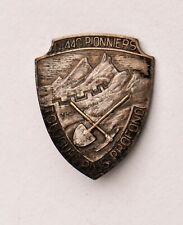 440° Régiment de Pionniers,  4° Bataillon, augis