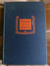 Priestess of the Occult (Madam Blavatsky) by Gertrude Williams-1946 1st Edition