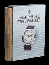 PATEK PHILIPPE, STEEL WHATCHES - BOOK LIMITED EDITION - Come nuovo