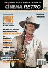 "CINEMA RETRO #46 JOHN WAYNE WATERLOO MADIGAN ALBERT FINNEY ""LOST"" INTERVIEW"