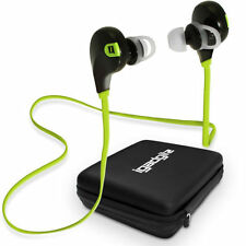 Universal In-Ear only Fit Mobile Phone Headsets with Noise Cancellation