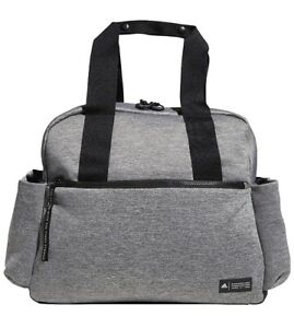Adidas Sport To Street Premium Tote In Jersey Knit Retails $80