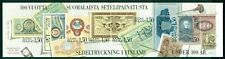 Finland Scott #706 MNH BOOKLET COMPLETE Finnish Banknote Centenary CV$7+