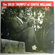 The Solid Trumpet Of Cootie Williams EX/EX MONO JAZZ LP 1962 MOODSVILLE LISTEN