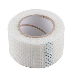 Nastro rete fibra di vetro autoadesivo rinforzo intonaco cartongesso 70 45 20 mt