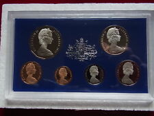 Australia.  1973  PROOF SET - with foams