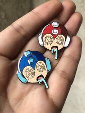 Mega Man (Blue) Lapel Pin Nintendo enamel pins