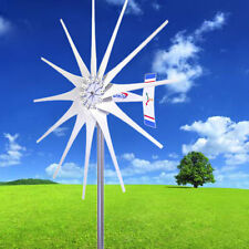 WindZilla12 V AC 2400 W Watt PMA 12 Blades Wind Turbine Generator