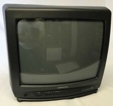 Vintage Orion 13 inch Color CRT TV- Perfect for Gaming