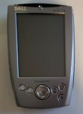 Dell Axim X5 Pda Pocket Pc Palm Pilot Organizer W/ Case