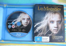 BLU-RAY - LES MISERABLES - USED BUT LIKE-NEW CONDITION