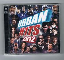 URBAN HITS 2012 - 2 CD SET - 43 TITRES - 2012 - NEUF NEW NEU