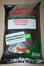 Sensas Futter 3000 Pastoncino Bicolor rot gelb Partikel Feeder bunt 32411