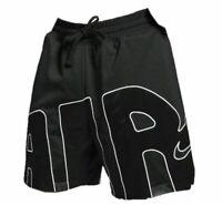 Nike Air Dry Mesh Basketball Uptempo Black Shorts BV7737-010 ~ Size Medium M