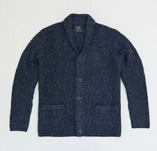 Abercrombie & Fitch Men Shawl Cardigan Sweater size XXL new with tags