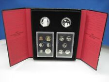 2005 American Legacy Proof Coin Set US Mint With Marine Corp Silver Dollar