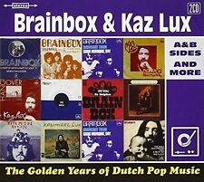 Golden Years Of Dutch Pop Music - Brainbox (2015, CD NIEUW)2 DISC SET