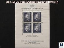 NobleSpirit No Reserve (TH2) Lovely Liechtenstein 151 MNH VF Wrinkles = $70 CV