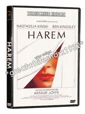HAREM WIDESCREEN DVD (1985) Nastassja Kinski Ben Kingsley UNRATED UNCUT NTSC