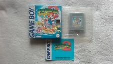 Super Mario Land 2: 6 Golden Coins Nintendo Game Boy, PAL, Boxed complete RARE