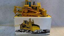 1979 Conrad Gescha 1:50 scale Kettendozer Cat D 10 Caterpillar rubber tracks