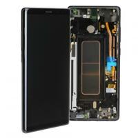 Original Samsung Galaxy Note 8 N950F/D LCD Display Ersatz Touch - Midnight Black