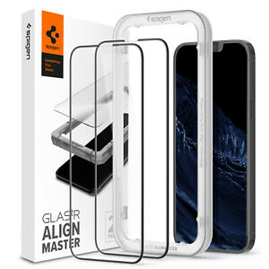 iPhone 13 Mini / 13 / 13 Pro / 13 Pro Max Screen Protector Spigen Glas.tR ALM