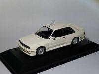 BMW M3 (E30) de 1987  au 1/43 de Minichamps / Maxichamps