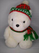 Vintage Dayton Hudson Santa Bear 1986 Plush Christmas