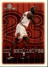1999-00 Upper Deck MVP Chicago Bulls Basketball Card #189 Michael Jordan
