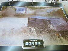 Super Trucks Militär LKW Schweiz Bucher Duro 1997