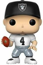 FLAWED BOX NFL Oakland Raiders Derek Carr POP Vinyl Figure FUNKO