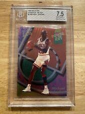Michael Jordan BGS 7.5 Insert Card Power In The Key 1993 Ultra #2 HIGH END Tough
