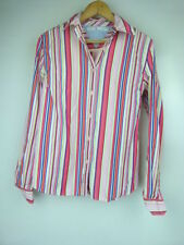 Tommy Hilfiger Long Sleeve Striped Regular Tops & Blouses for Women