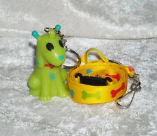 AMERICAN Heart ASSOCIATION MARTIA MUTLEY Key chain ring Dog Keychain & LANYARD!