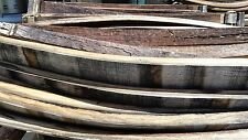 Dozen (12) Authentic Used Wine Barrel Staves - HUGE PRICE REDUCTION!!!