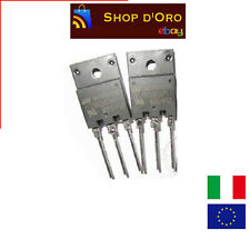 BU808DFI Transistor NPN 1400V 8A Fast Switching doppio diodo