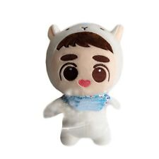 "9"" KPOP EXO Doh Kyungsoo D.O. Baby White Plush Doll Toy Handmade Fans Collection"