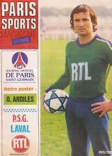 More details for paris saint-germain v swansea city nov 1982 ecwc includes teamsheet