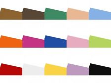 A4 EVA Craft Foam Sheets 10 sheets 210 x 297mm x 2mm Thick Choice of 15 Colours